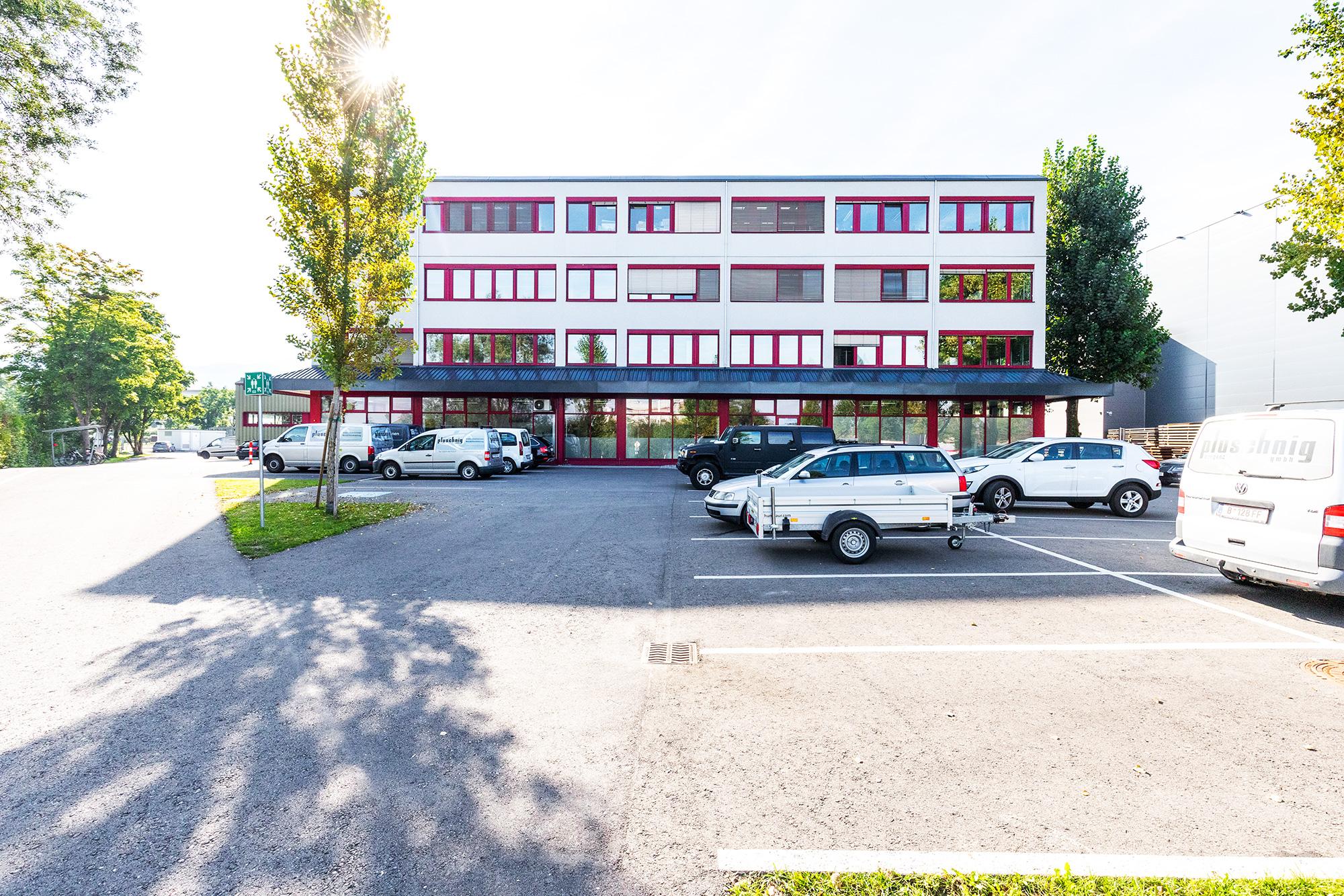 Bürofläche im 1.OG – 32m²