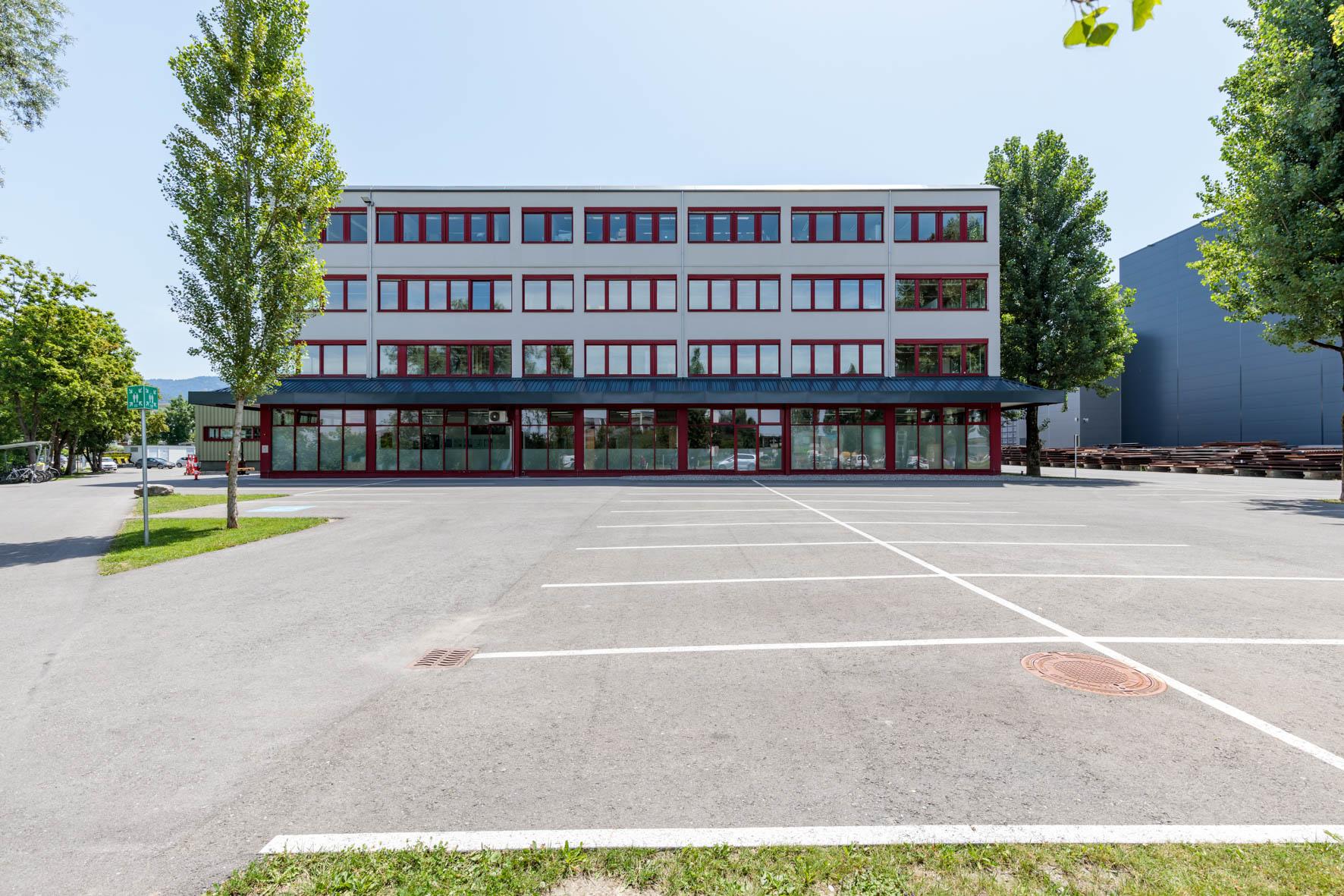 Bürofläche im 3.OG – 21 m²