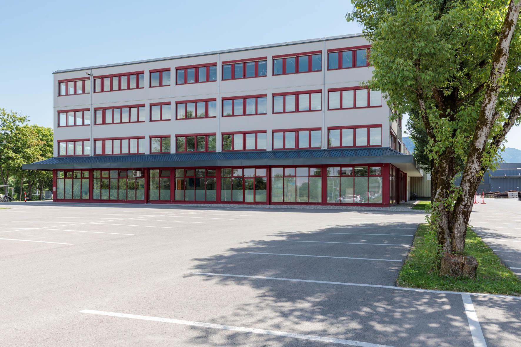 Bürofläche im 3.OG – 18 m²