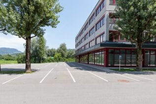 Bürofläche im 1.OG – 34 m²