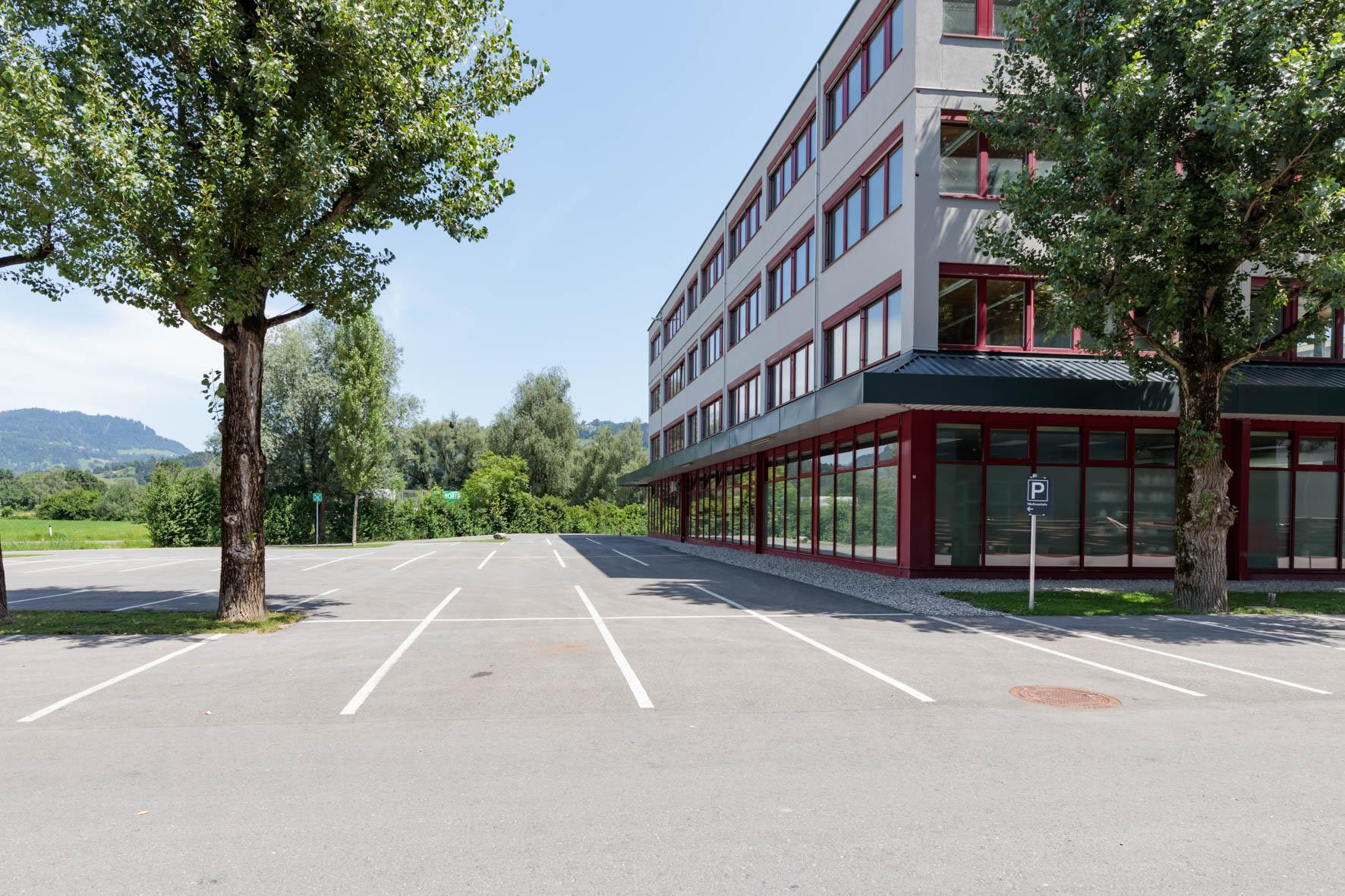 Bürofläche im 3.OG – 21m²