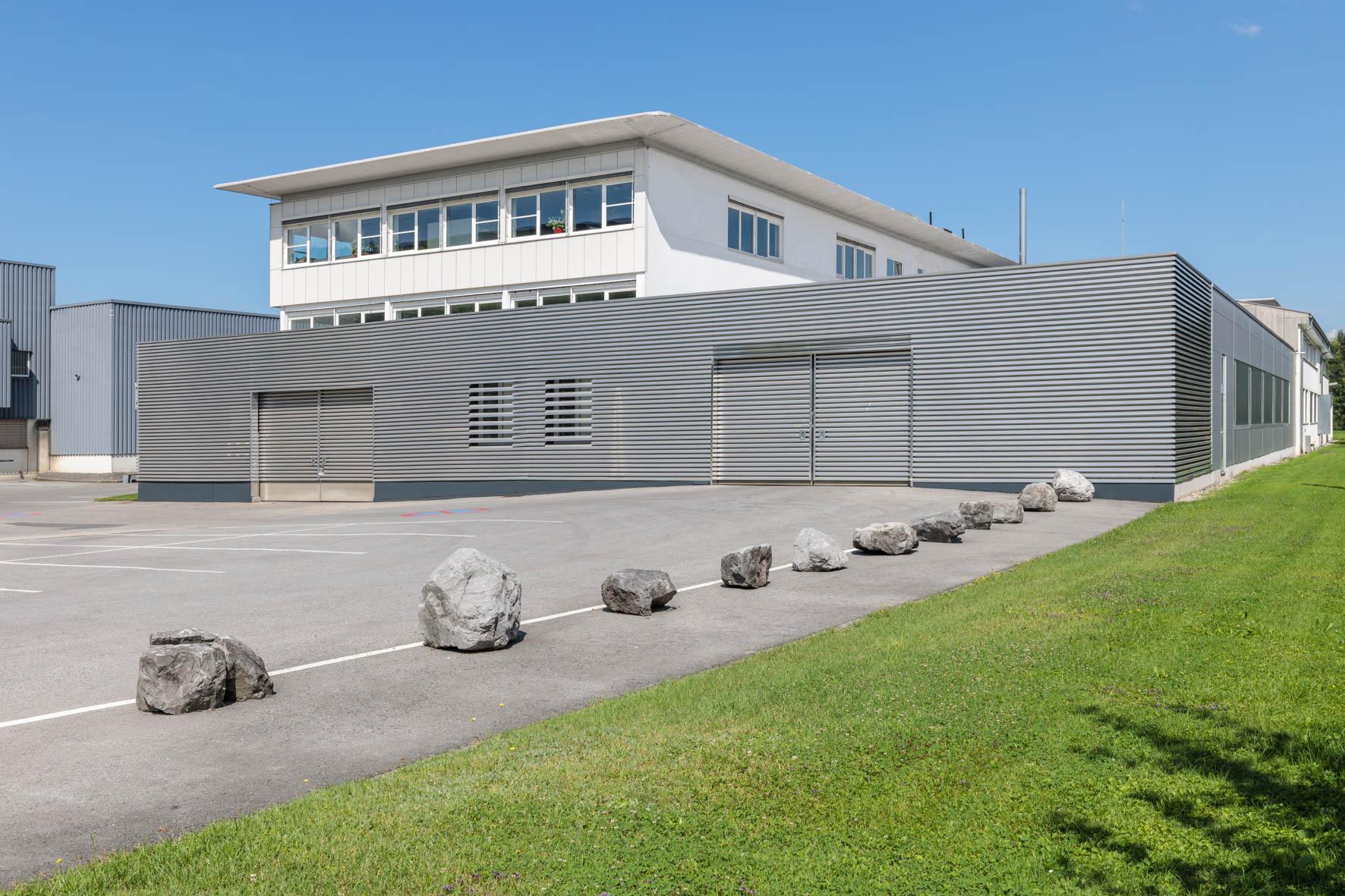Lagerhalle – 952 m²