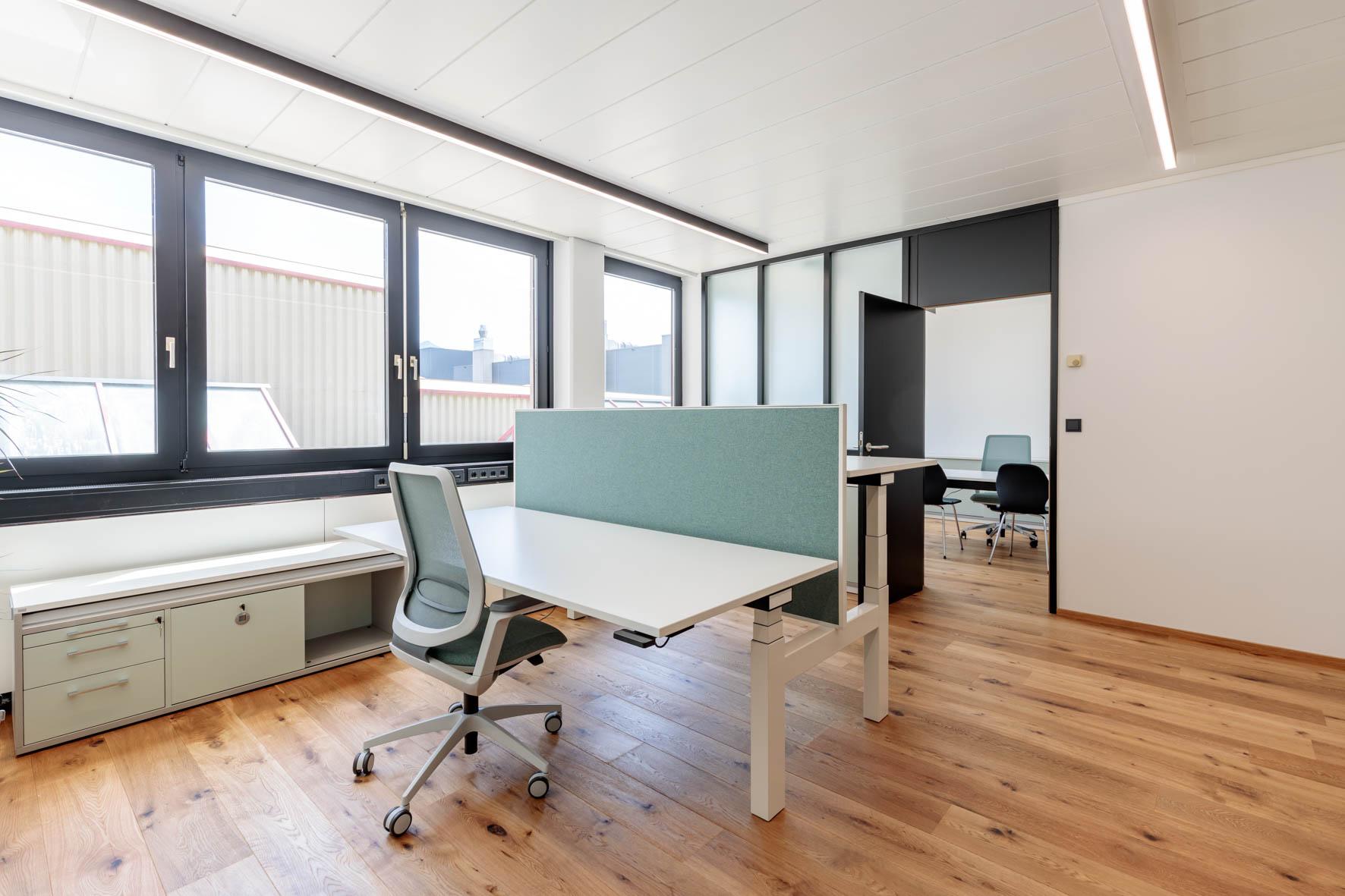 Bürofläche im 1.OG – 44 m²